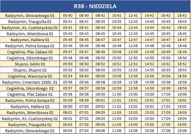 Rozkład jazdy R38_niedziela.png
