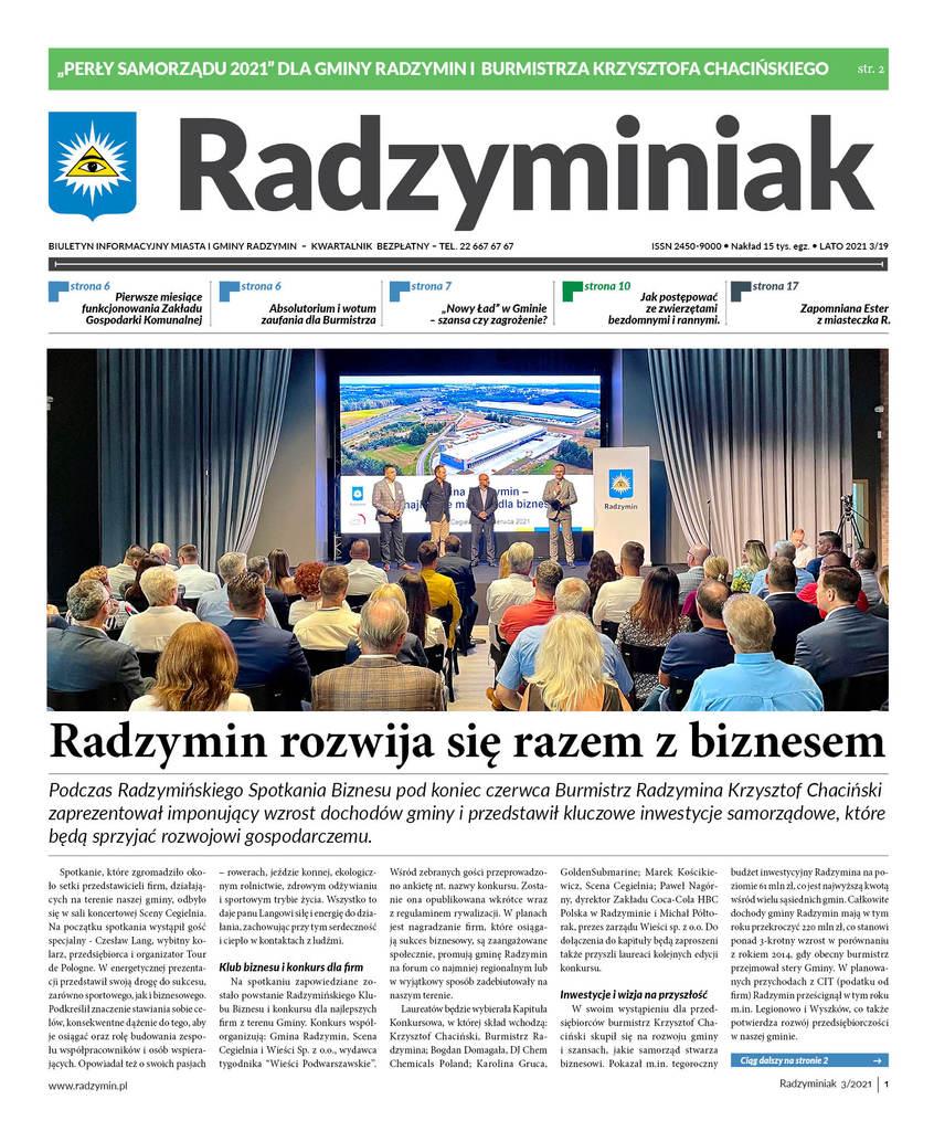 Biuletyn Radzyminiak nr 19 cover.jpeg