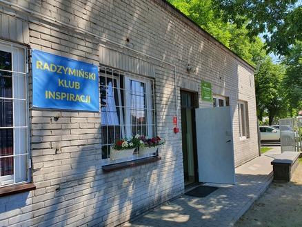 Galeria Radzymiński Klub Inspiracji