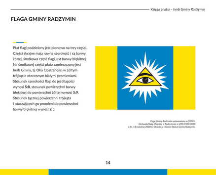 Galeria Ksiega Znaku herb Radzymina