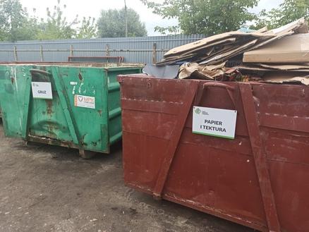 Galeria Punkt Selektywnej Zbiórki Odpadów Komunalnych