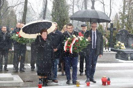 """Galeria Honorowy Obywatel Radzymina - Mieczysław Chojnacki ps. """"Młodzik"""""""